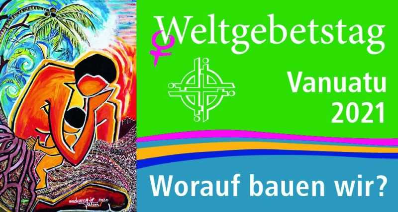 Weltgebetstag der Frauen 05.03.2021 in der St. Aegidien-Marktkirche Osterode